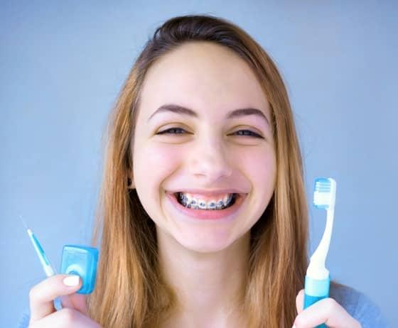 braces teeth protection