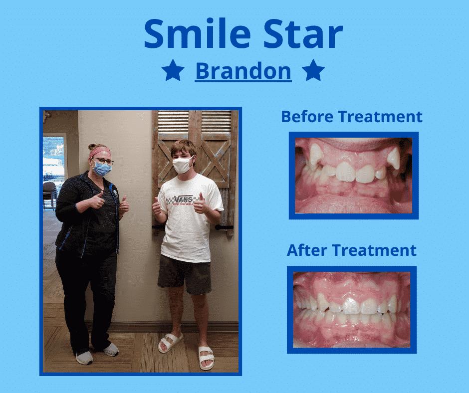 Smile Stars - Brandon